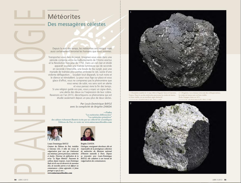 intro météorites
