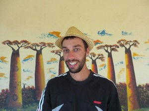 Vincent Boyer 32 ans, habitant de Séneujols et salarié de la MSA, a choisi de prendre une année sabbatique. Beaucoup en rêvent mais peu le font.