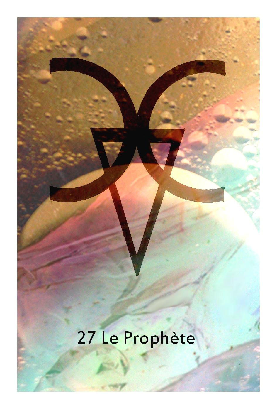 carte 27  des harmoniques