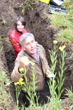 L'agronome Christophe Frebourg, expert indépendant.