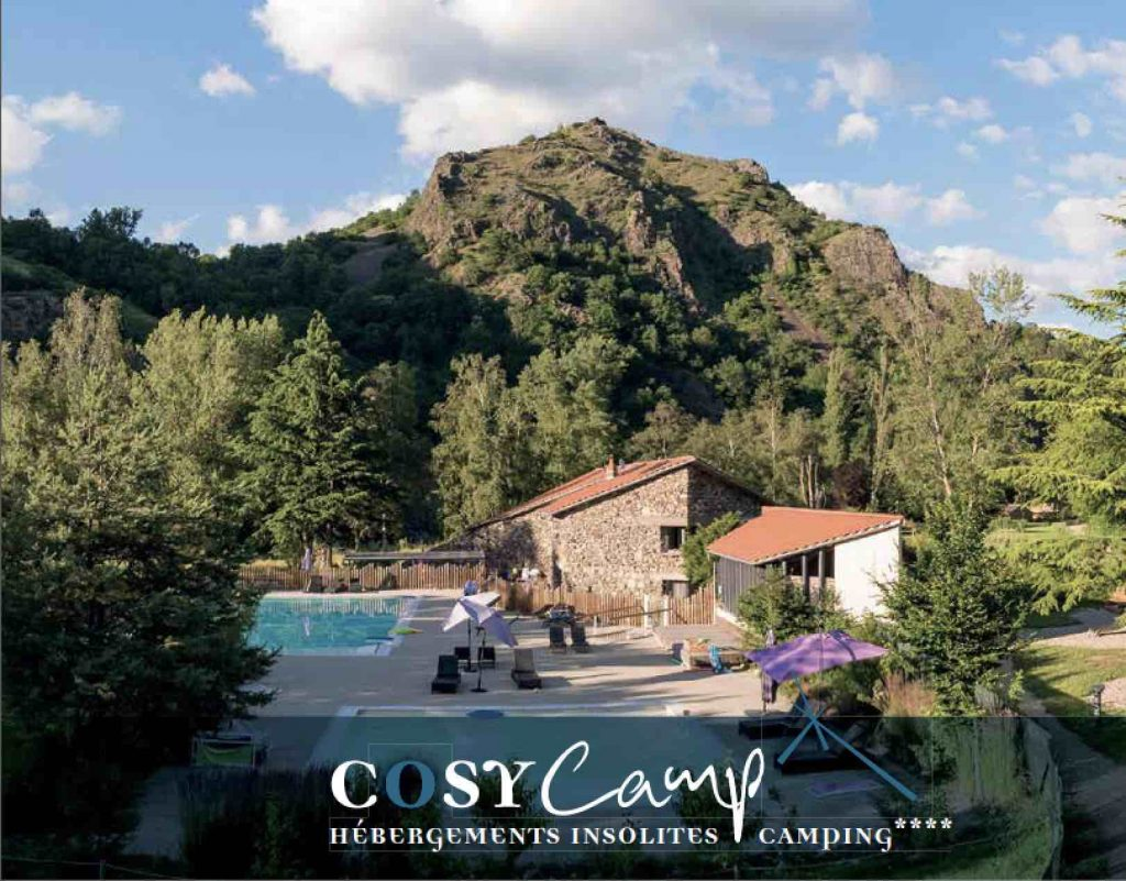 Cosy camp hébergements insolites camping ****