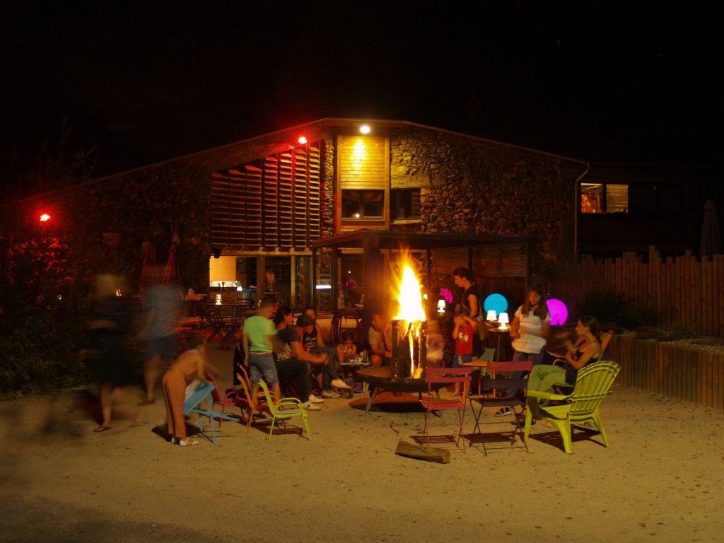 Cosy camp