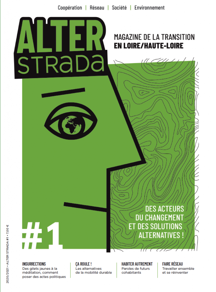 Couverture Alter Strada 1